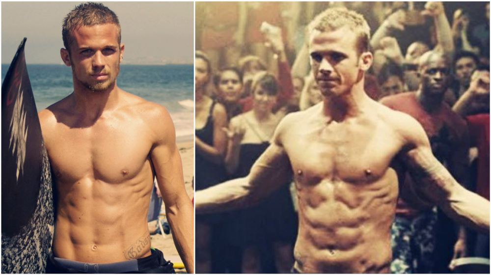 cam gigandet height and weight
