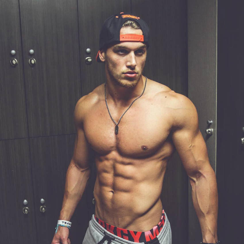 marc fitt height weight