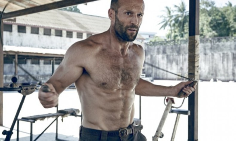 Jason Statham's training